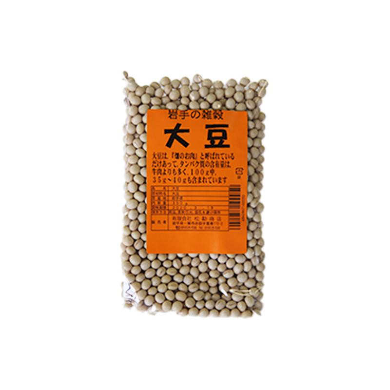 岩手県産白大豆350g