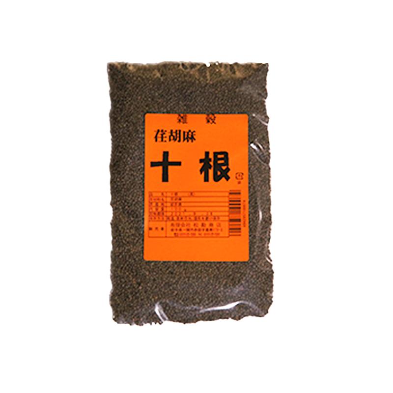 岩手県産黒十根(えごま)100g
